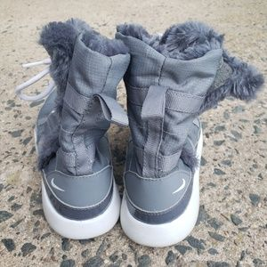 Girls Nike boots